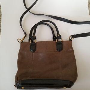 Tignanello Purse Crossbody Bag Handbag Leather